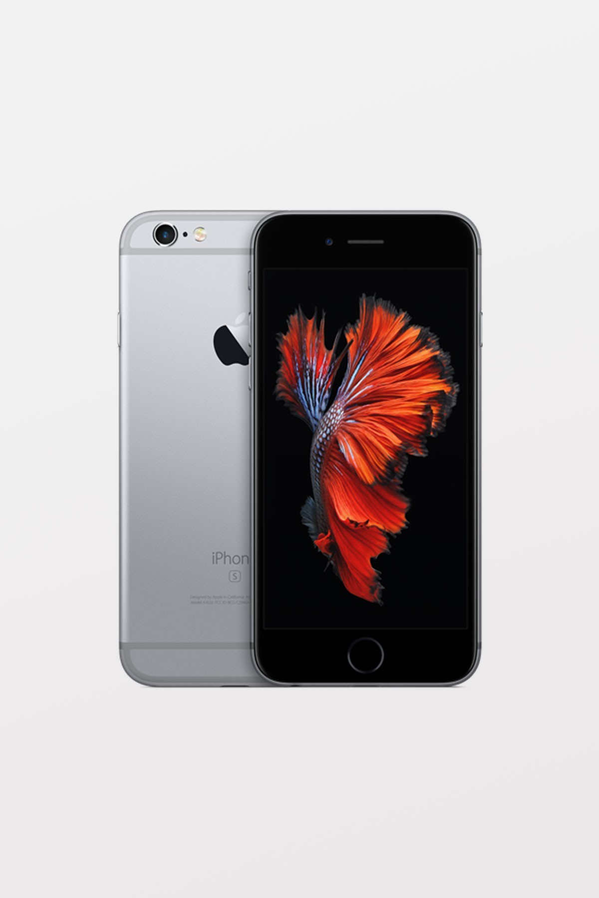 apple iphone 6s 128gb space grey refurbished. Black Bedroom Furniture Sets. Home Design Ideas