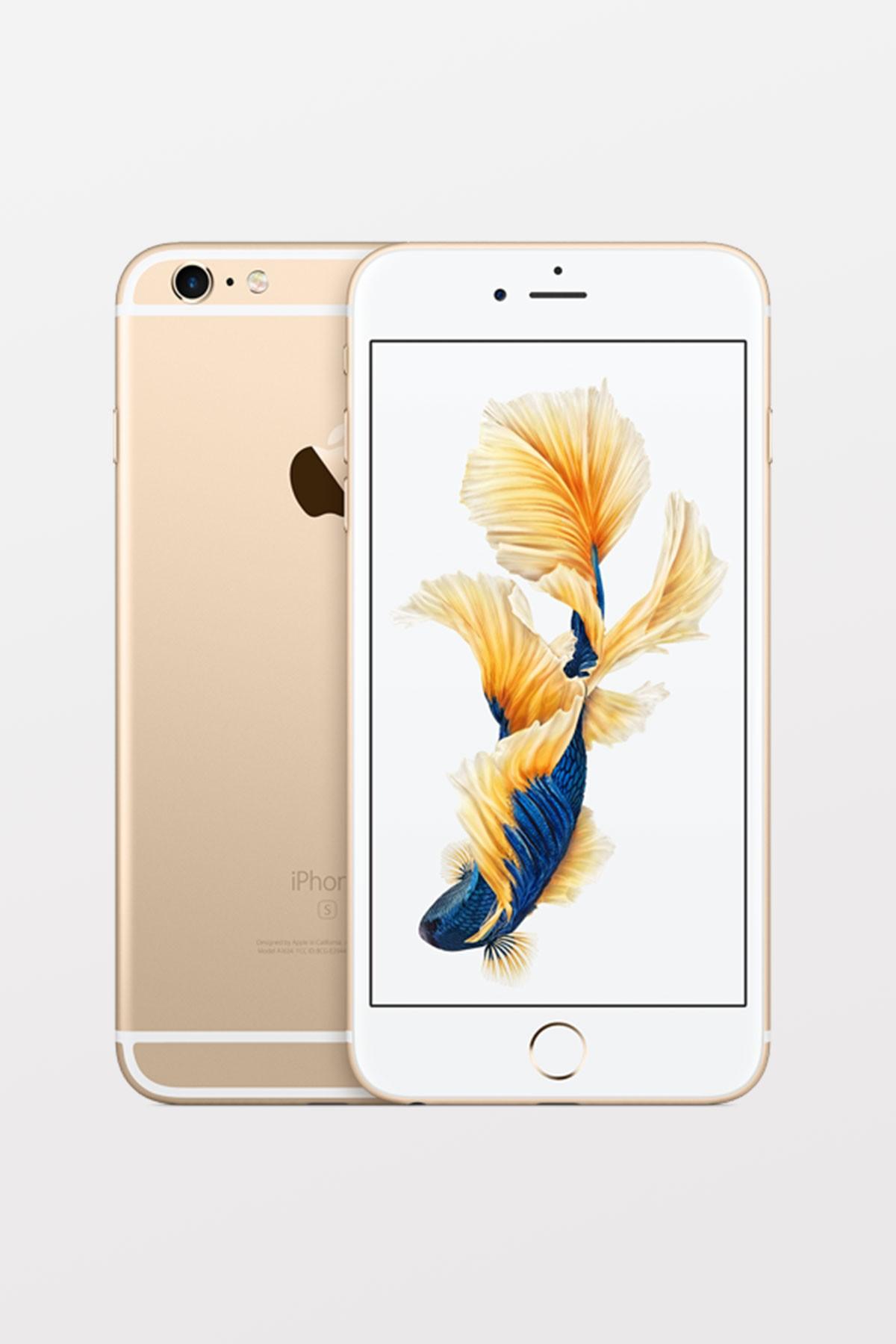 Apple iPhone 6S Plus 128GB - Gold - Refurbished