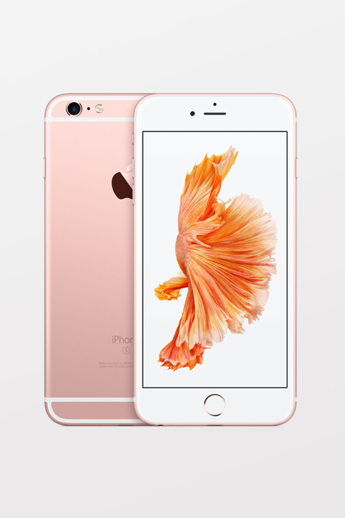 Apple iPhone 6S Plus 128GB - Rose Gold - Refurbished