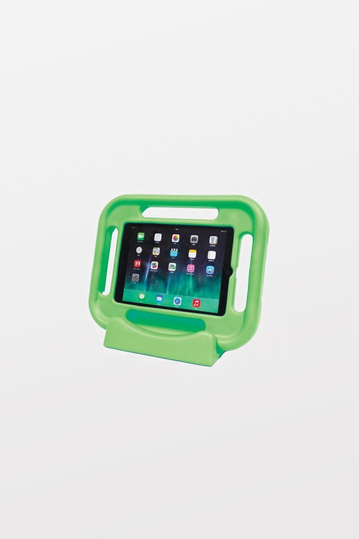 Koosh Frame and Stand for iPad Air - Green