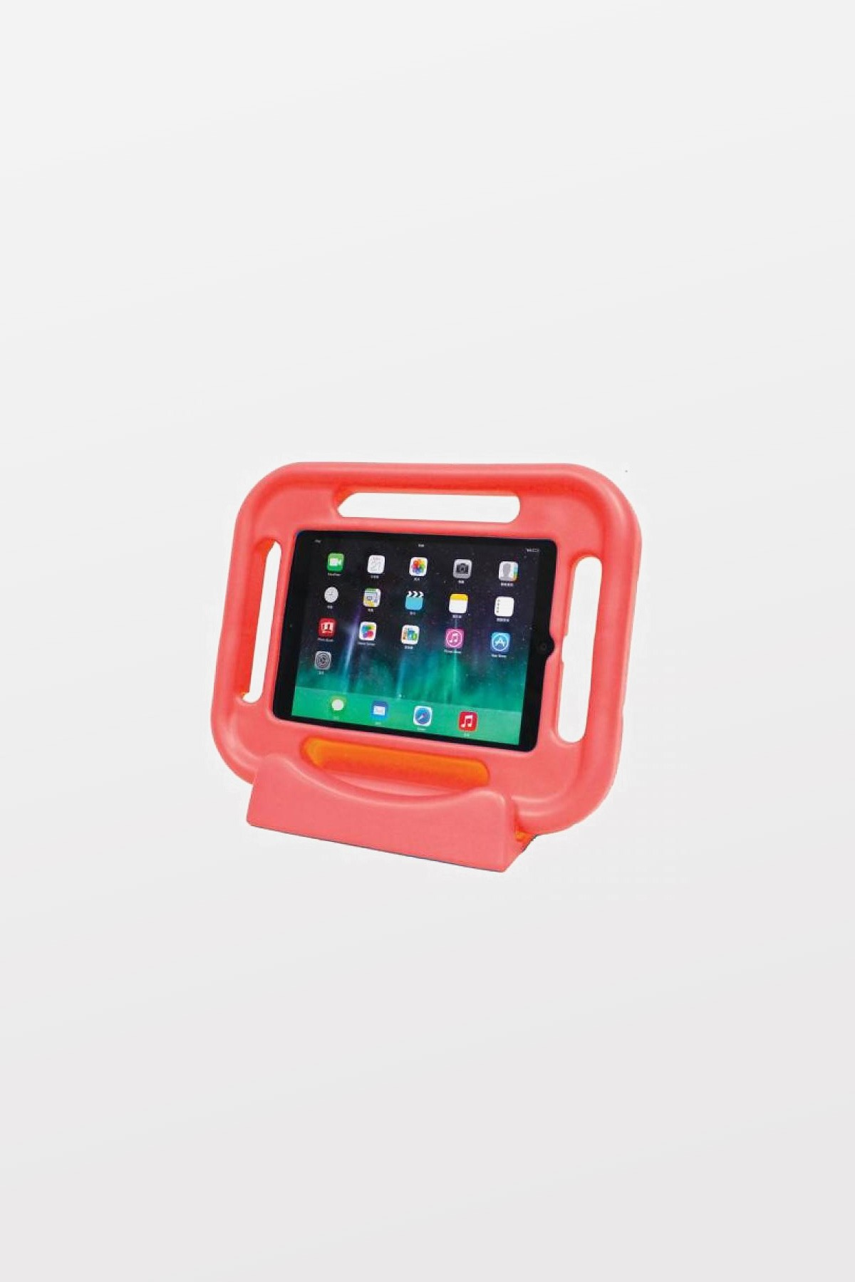 Koosh Frame and Stand for iPad Air - Red
