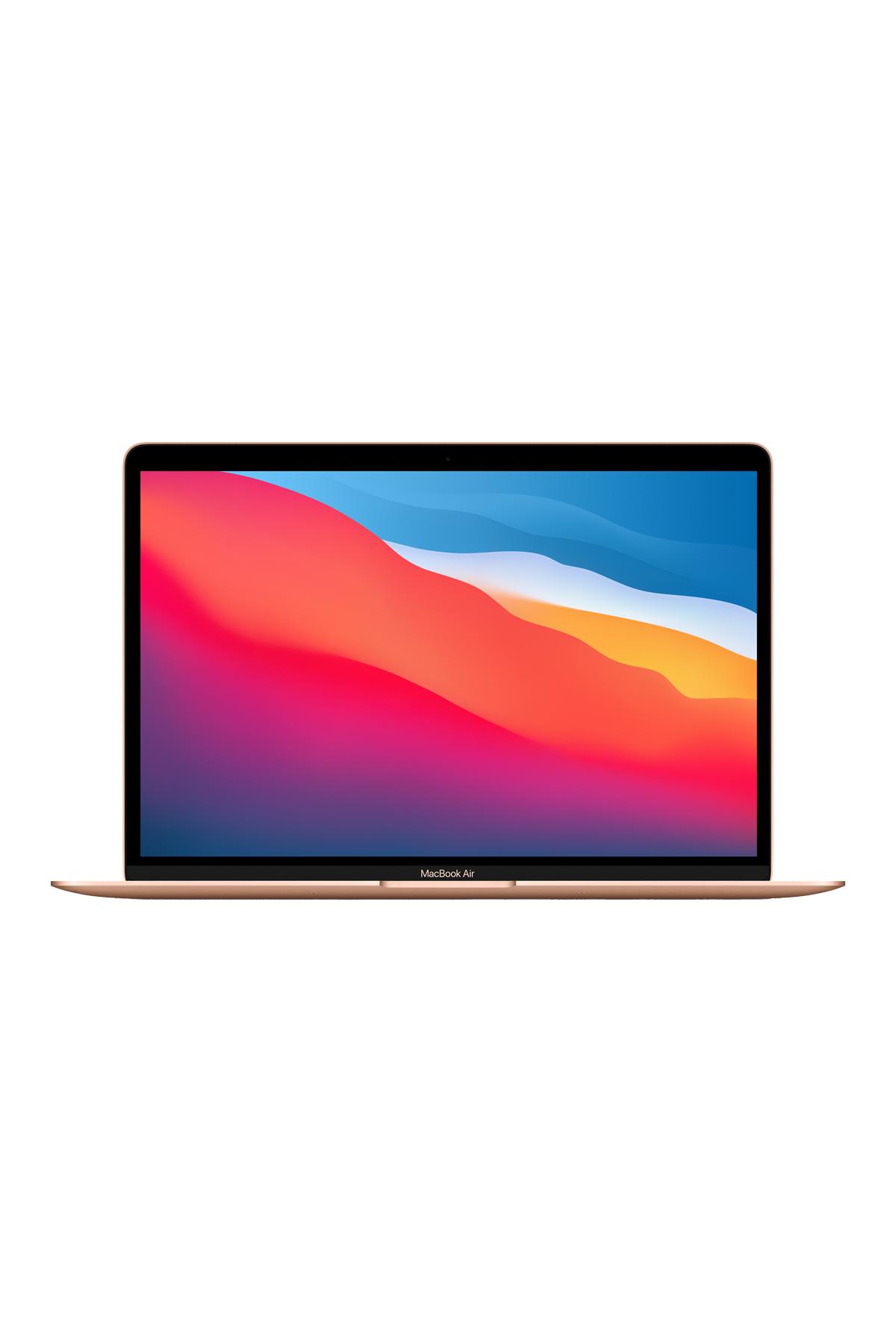 """MacBook Air 13-"""" - Gold/M1 8-Core CPU & 7-Core GPU/8GB/256GB"""