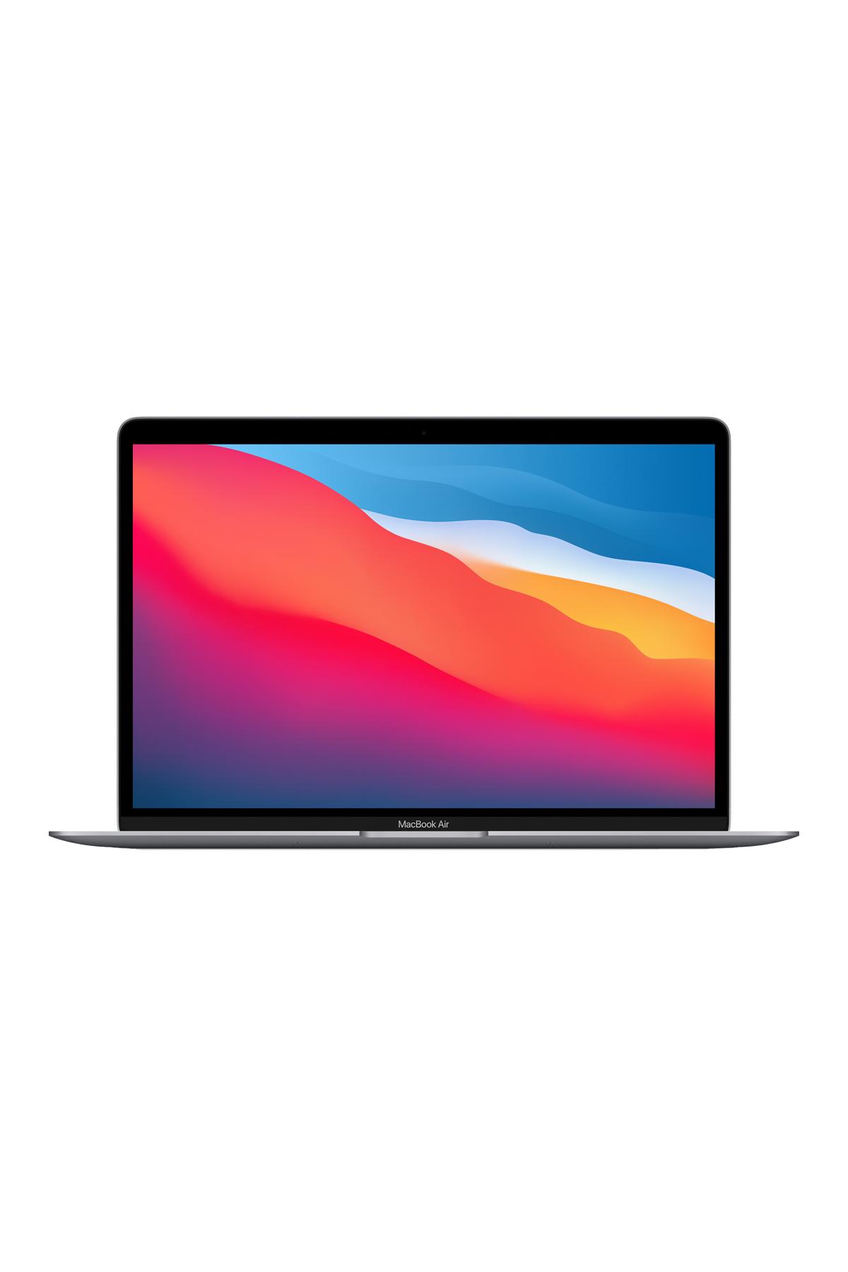 """MacBook Air 13-"""" - Space Grey/M1 8-Core CPU & 8-Core GPU/8GB/512GB"""