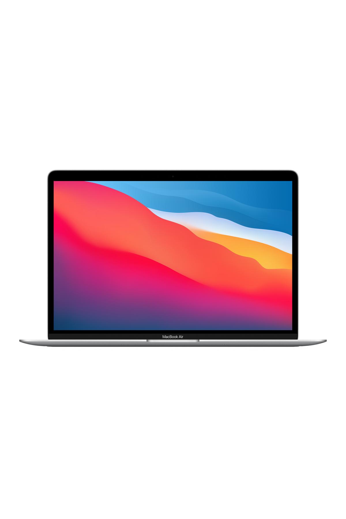 """MacBook Air 13-"""" - Silver/M1 8-Core CPU & 7-Core GPU/8GB/256GB"""