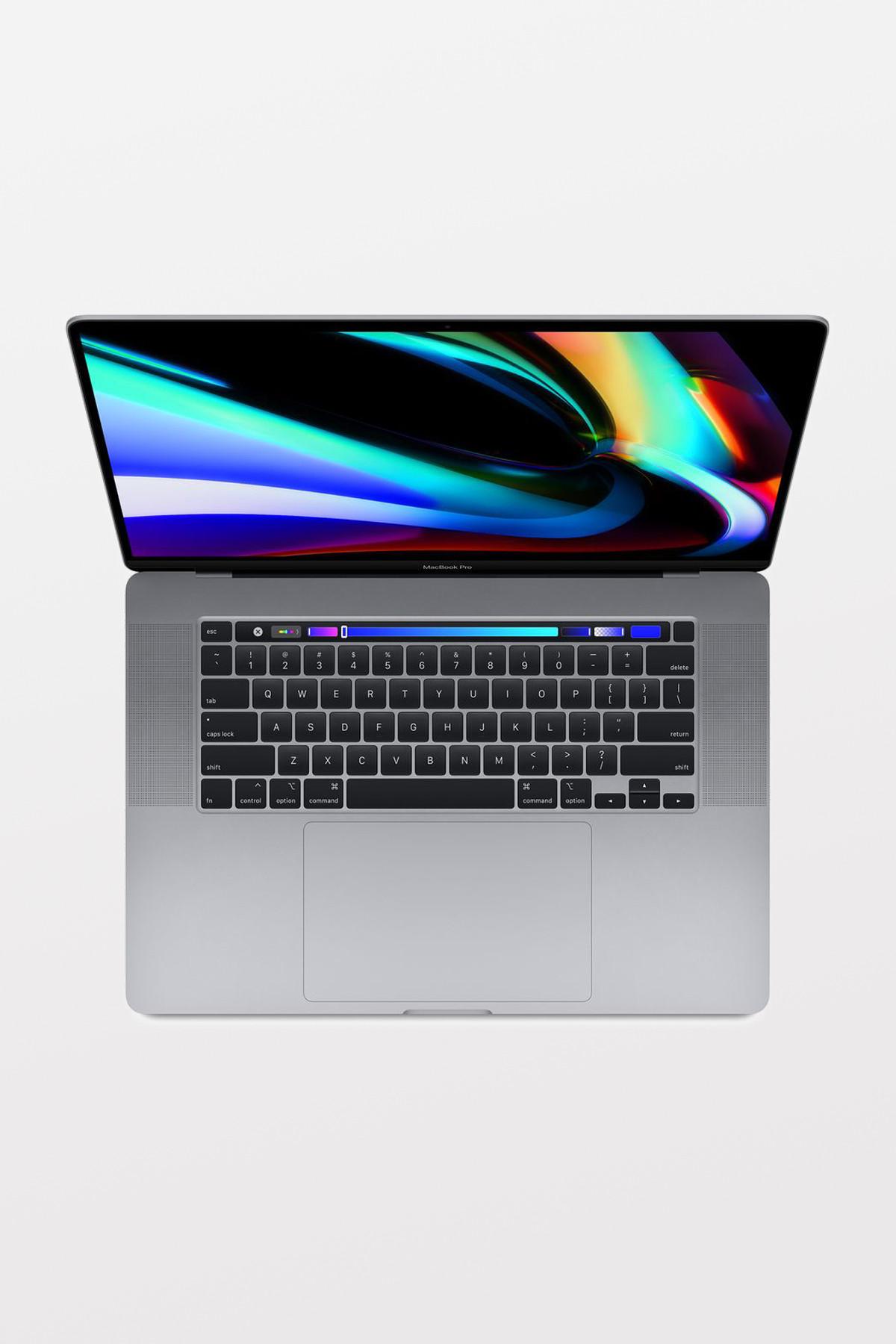 "MacBook Pro 16"" - TouchBar - Space Grey/2.6GHZ 6-Core 9TH-GEN i7/16GB/512GB/4GB RADEON PRO 5300M"