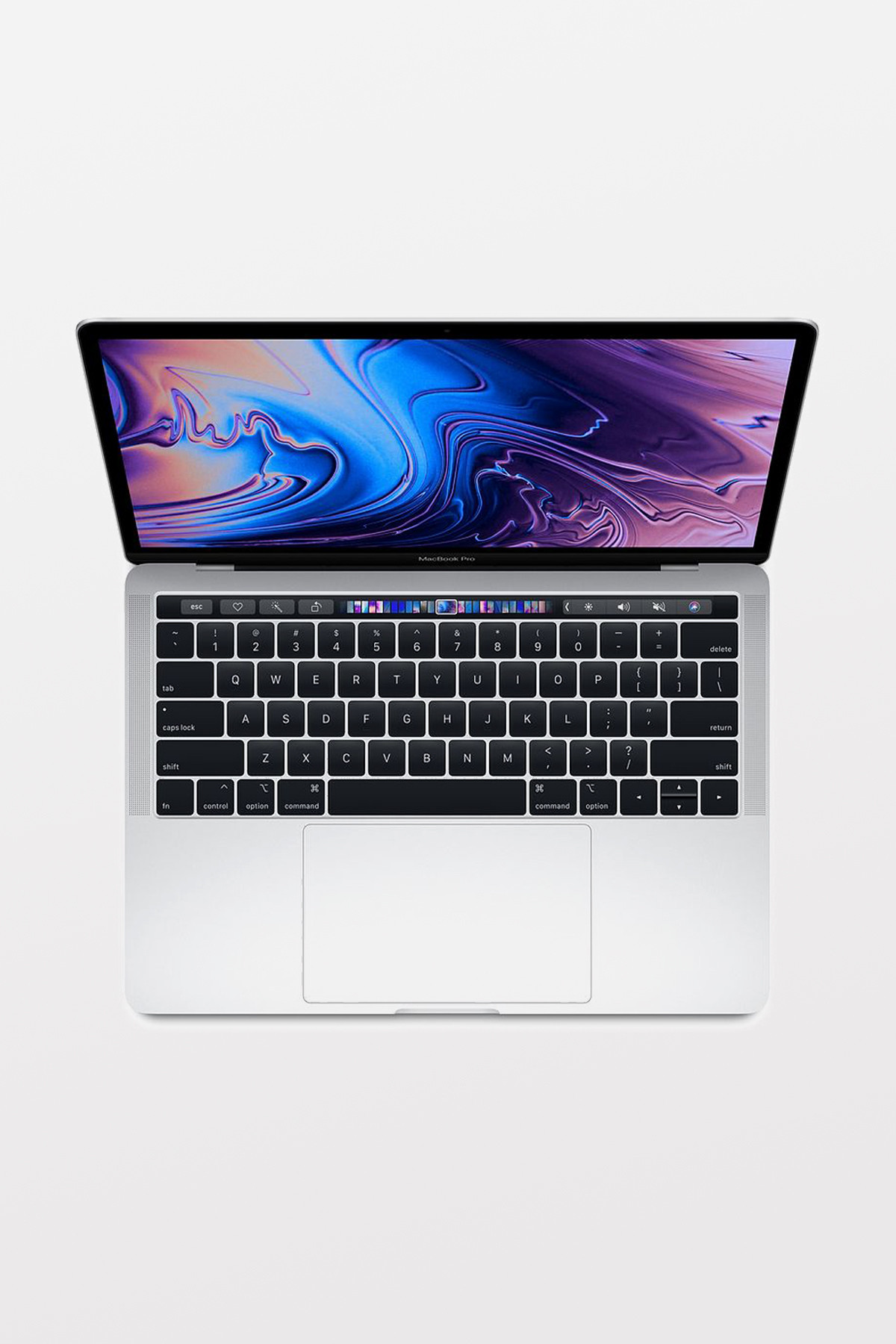 CTO Apple MacBook Pro 13-Inch with Touch Bar: 1.4ghz Quad-Core i5/16GB/256GB/Intel Iris Pro 645 - Silver - Refurbished