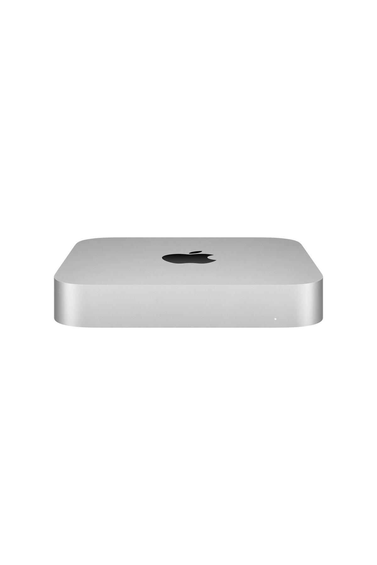 Apple Mac Mini - Silver/M1 Chip 8-Core CPU & 8-Core GPU/8GB/512GB/GIGABIT ETHERNET