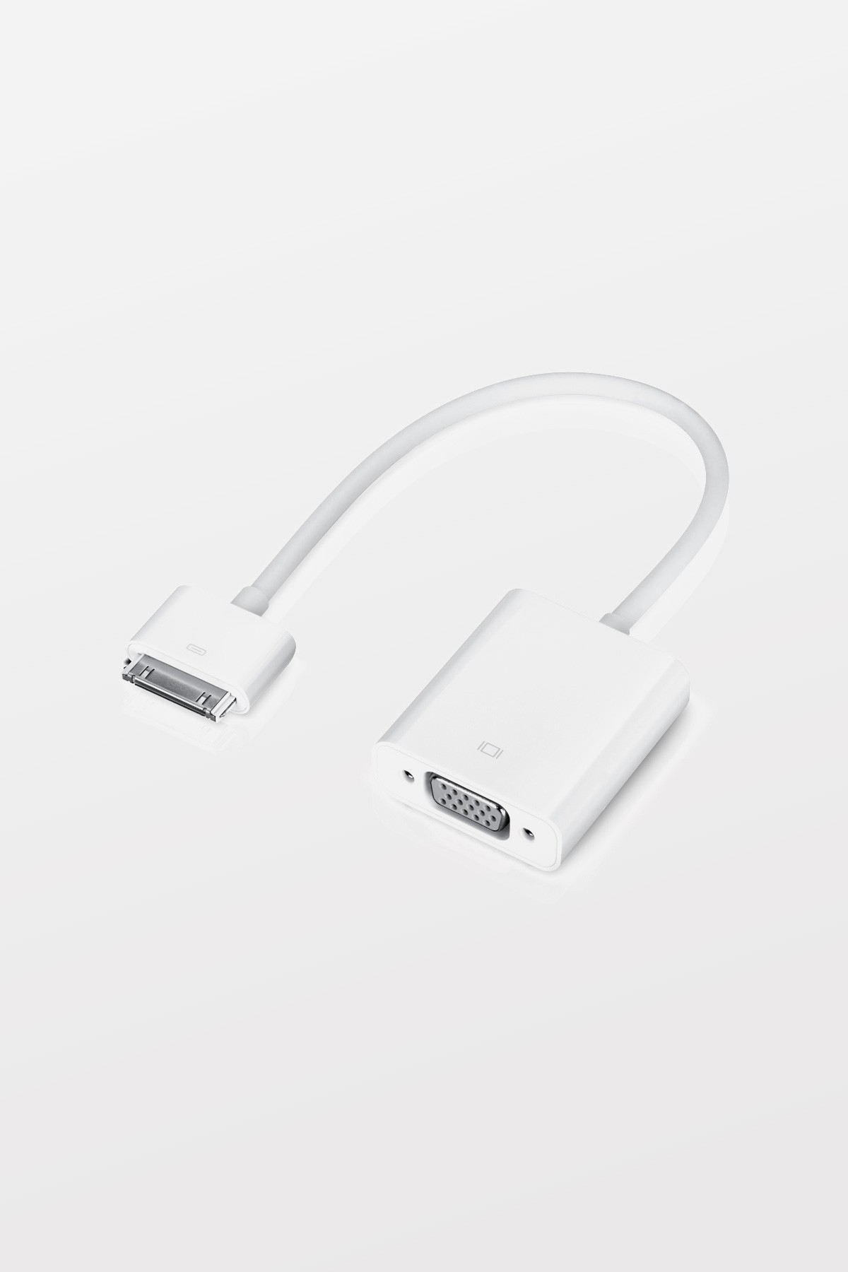 Apple iPad Dock Connector to VGA Adapter