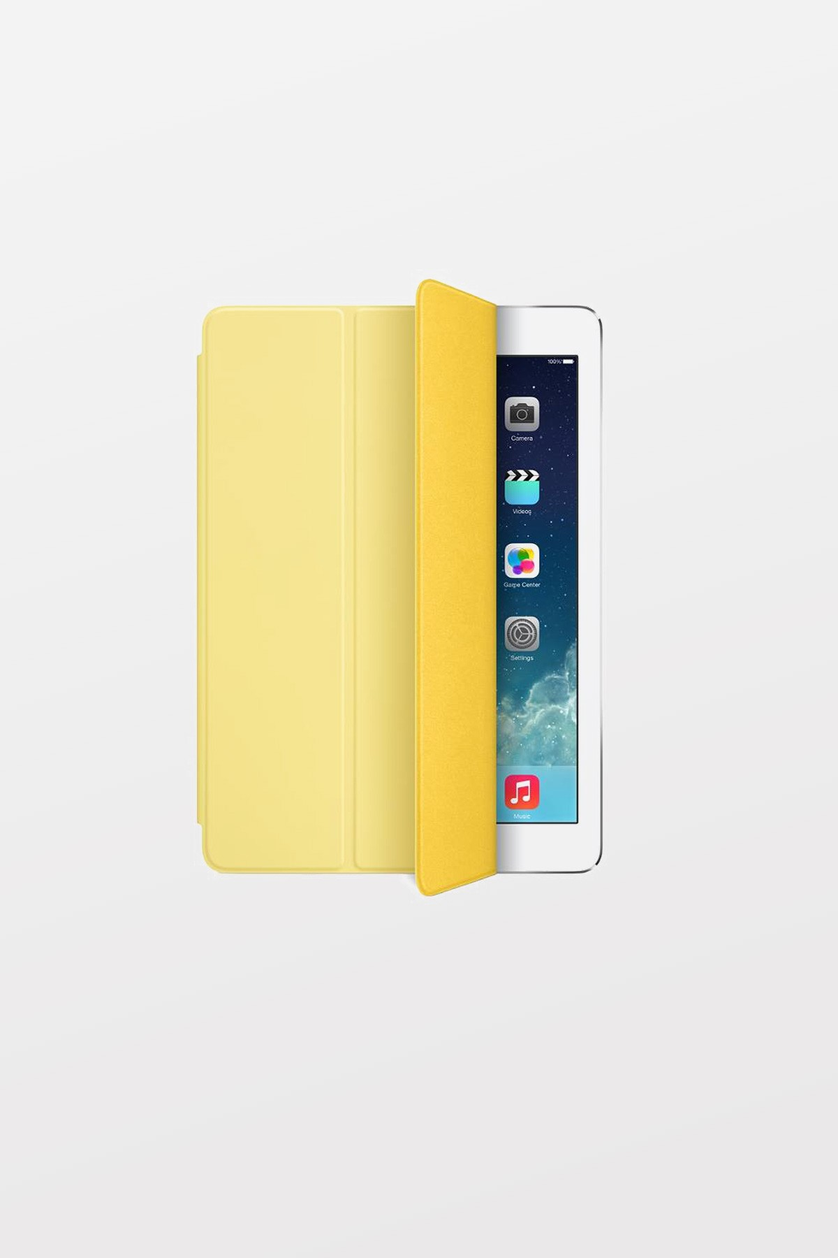 Apple iPad Air Smart Cover - Yellow