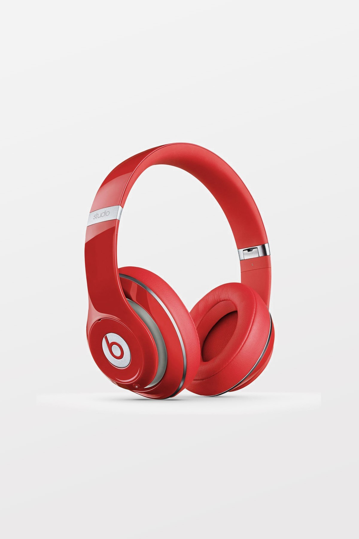 Beats Studio Wireless Over-Ear - Red - Refurbished