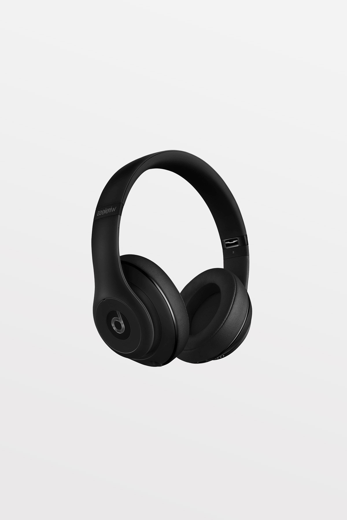 Beats Studio Wireless Over-Ear - Black - Refurbished