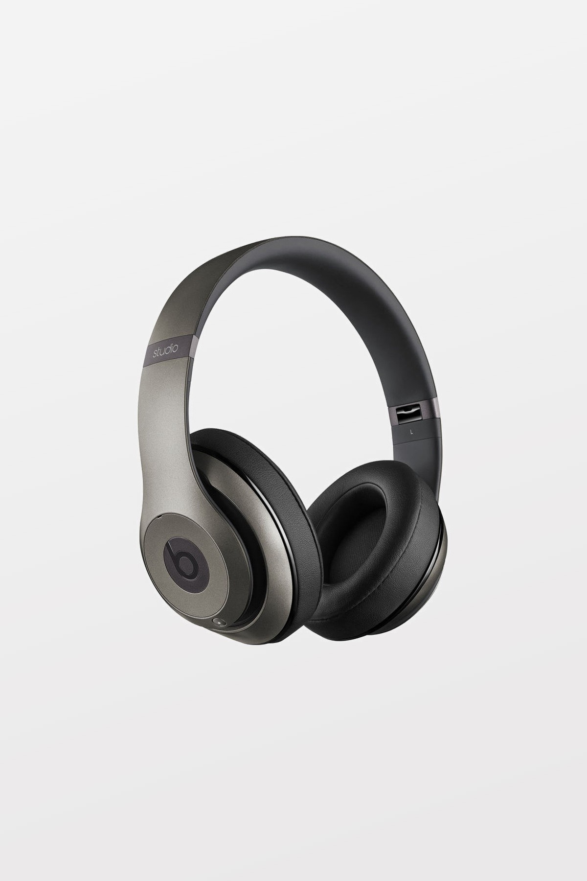Beats Studio Wireless Over-Ear - Silver - Refurbished