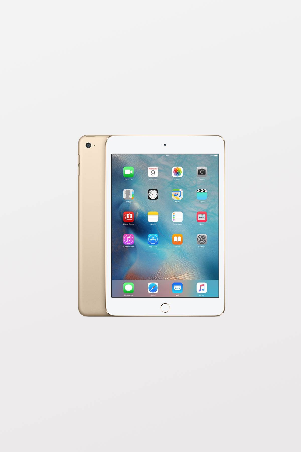 EOL Apple iPad mini 3 128GB Wi-Fi + Cellular  - Gold