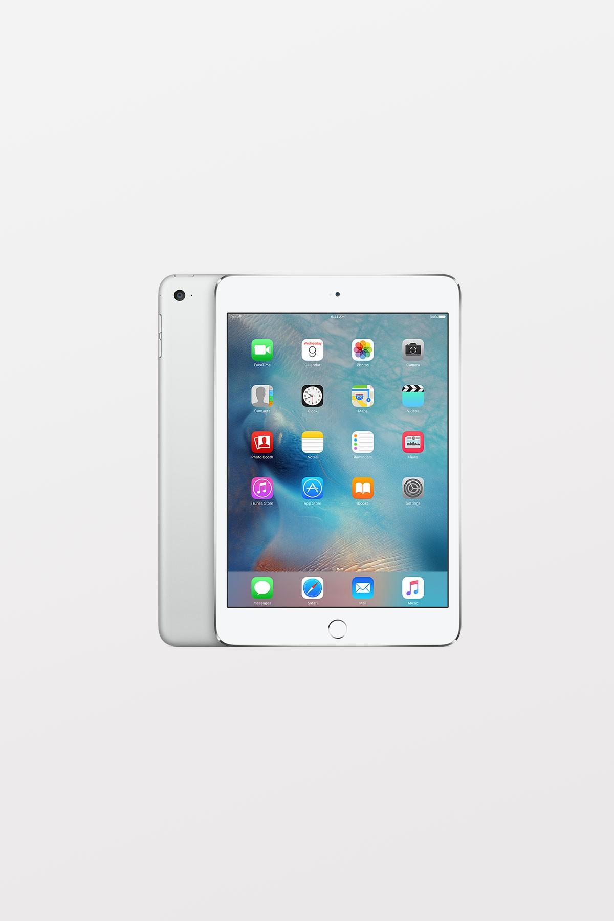 Apple iPad mini 4 Retina Wi-Fi + Cellular 128GB - Silver