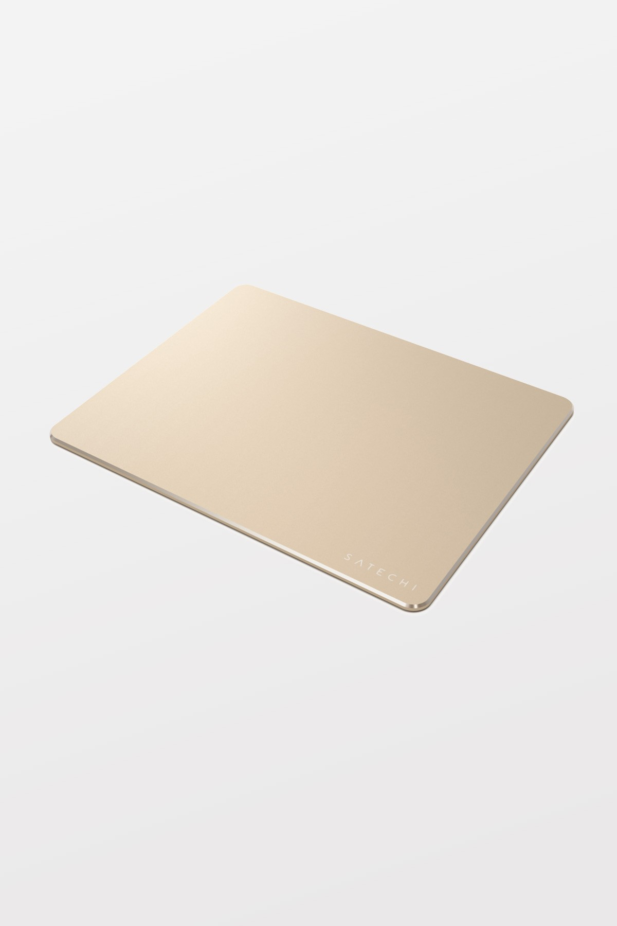 SATECHI Aluminium Mouse Pad - Gold