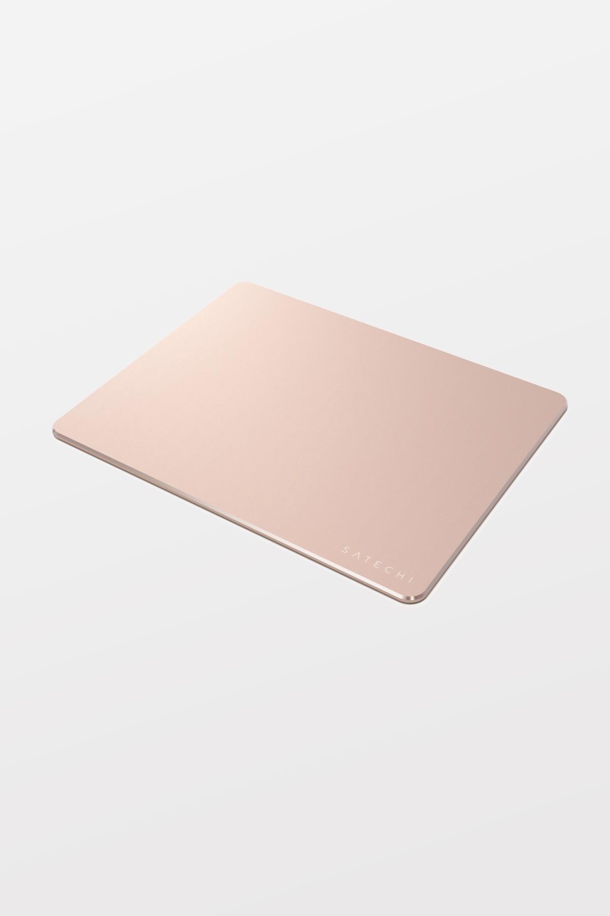 SATECHI Aluminium Mouse Pad - Rose Gold