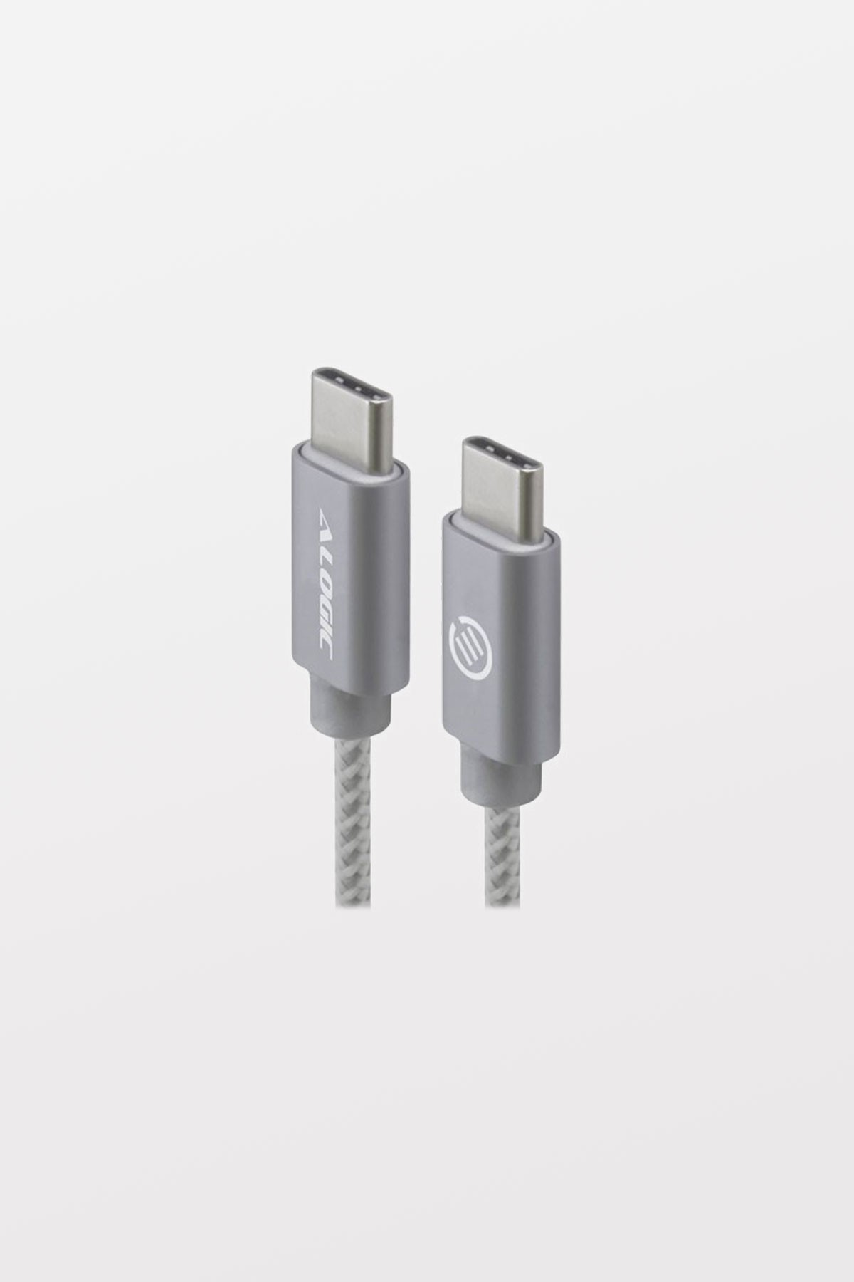 ALOGIC USB-C to USB-C Cable - USB 2.0 - Space Grey - 2m