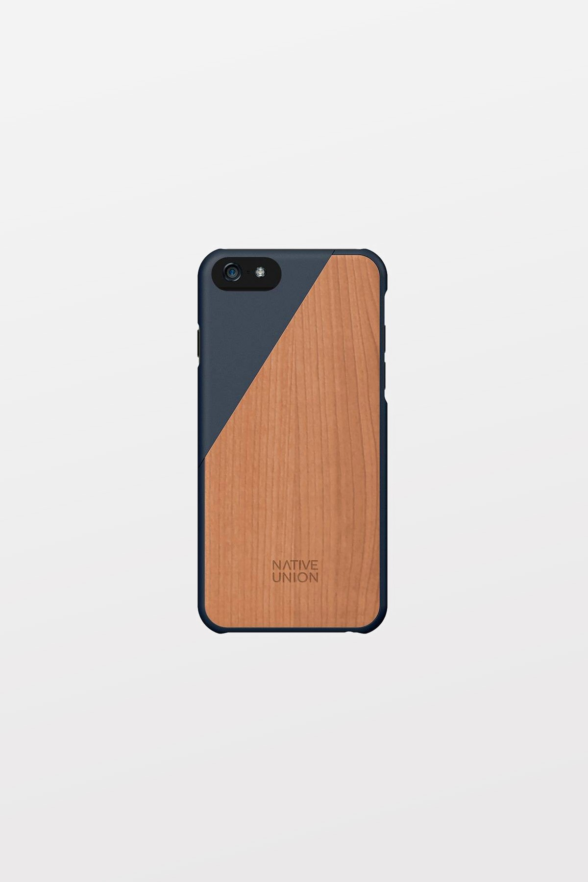 Native Union CLIC Wooden for iPhone 6 Plus/6S Plus - Marine