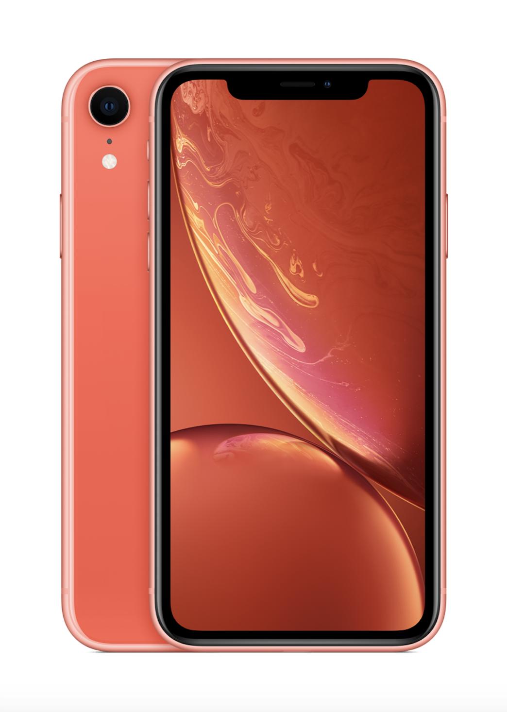 Apple iPhone Xr 64GB - Coral -Refurbished