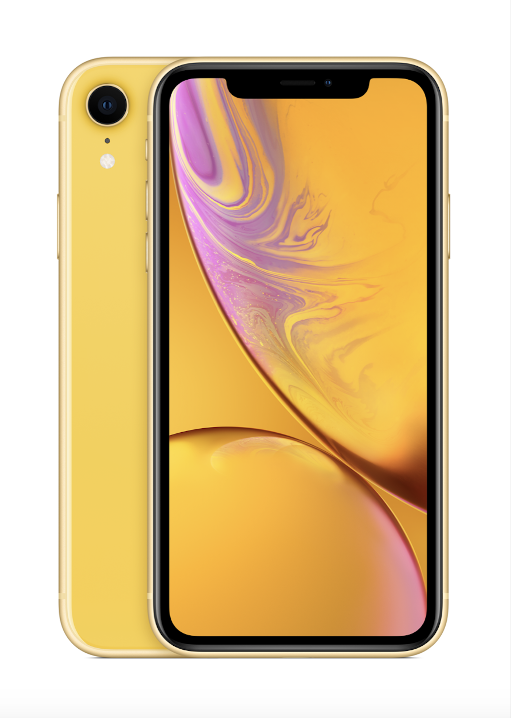 Apple iPhone Xr 64GB - Yellow - Refurbished