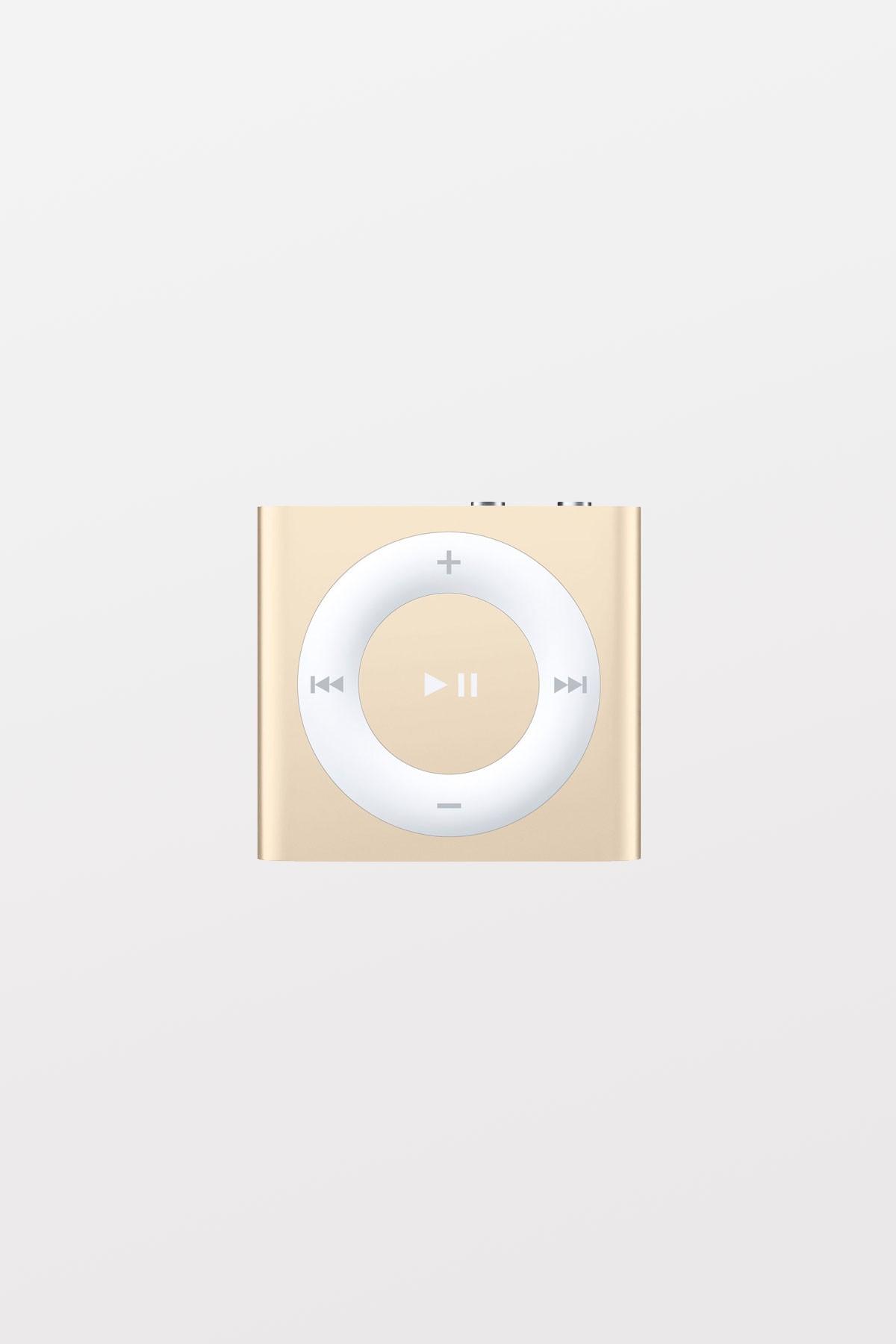 Apple iPod Shuffle 2GB - Gold - Refurbished