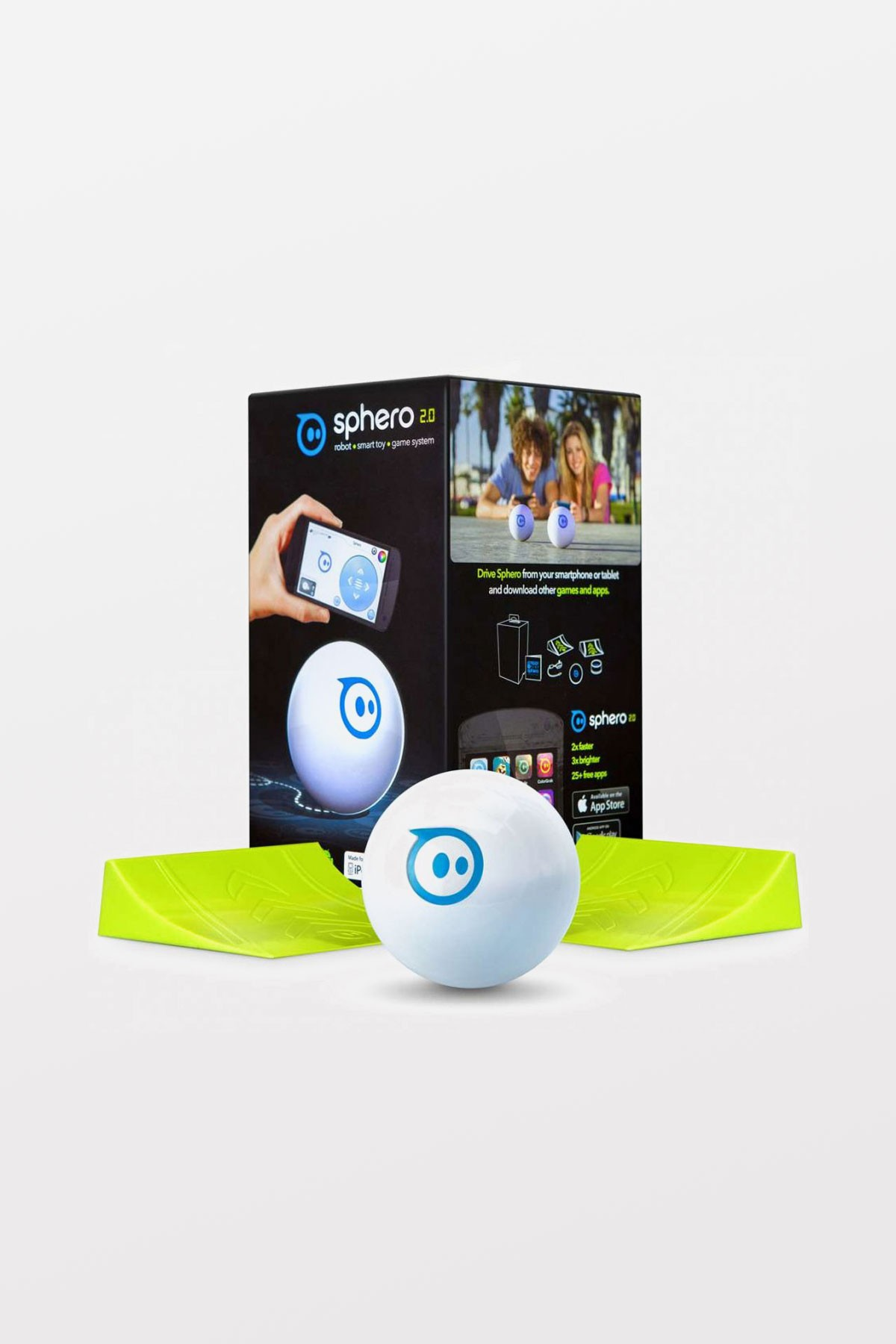 Sphero 2.0 - The App Enabled Ball