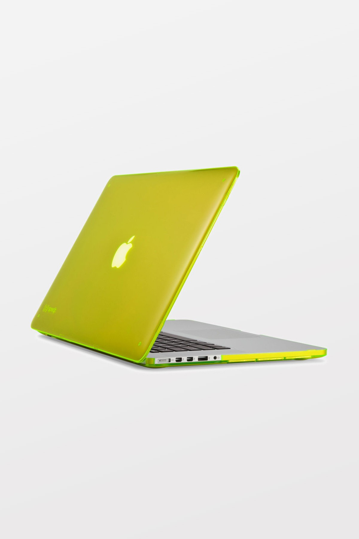 Speck Macbook Pro 15-inch SeeThru Lightning Yellow