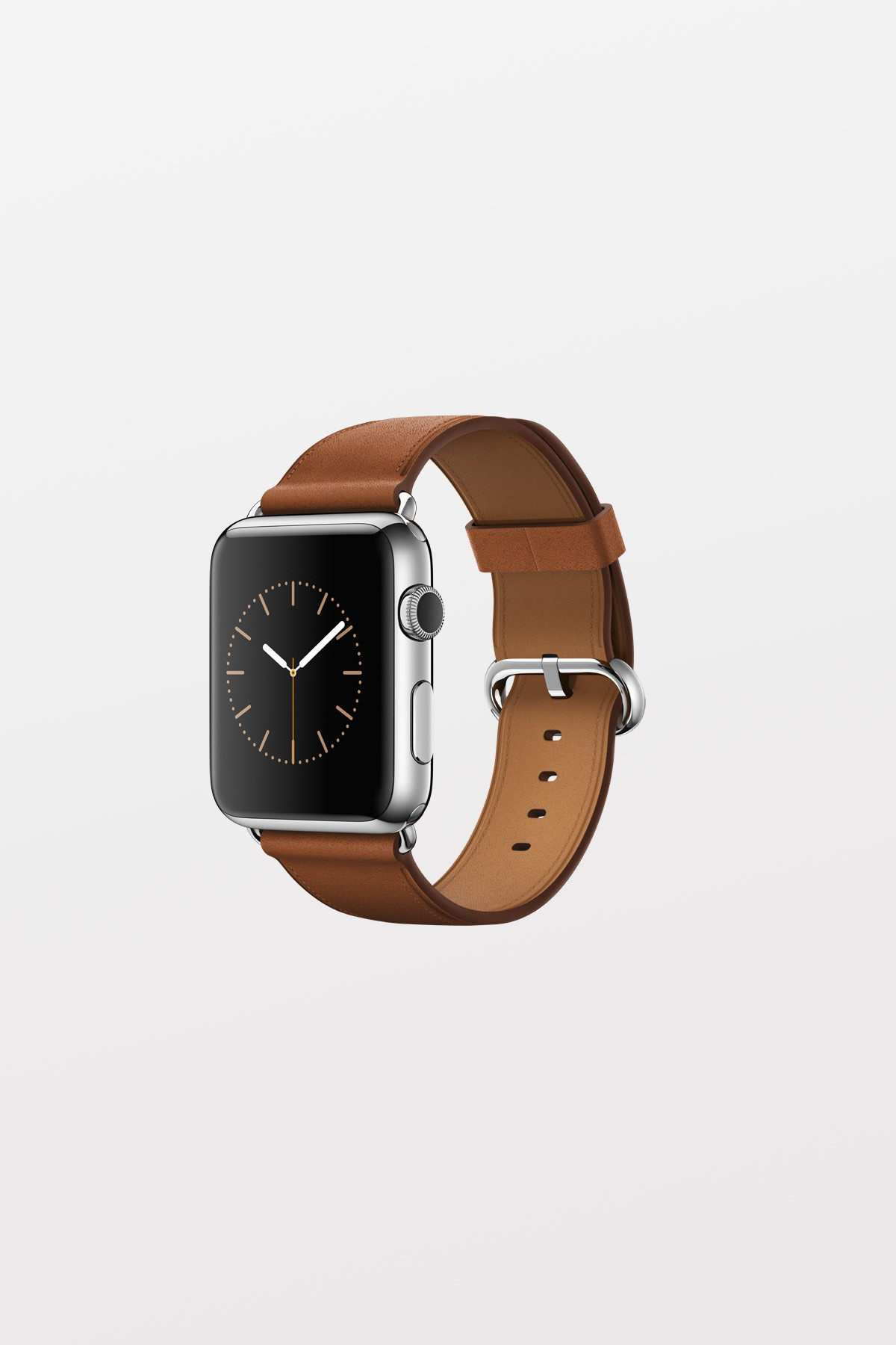 42mm Brown classic buckle