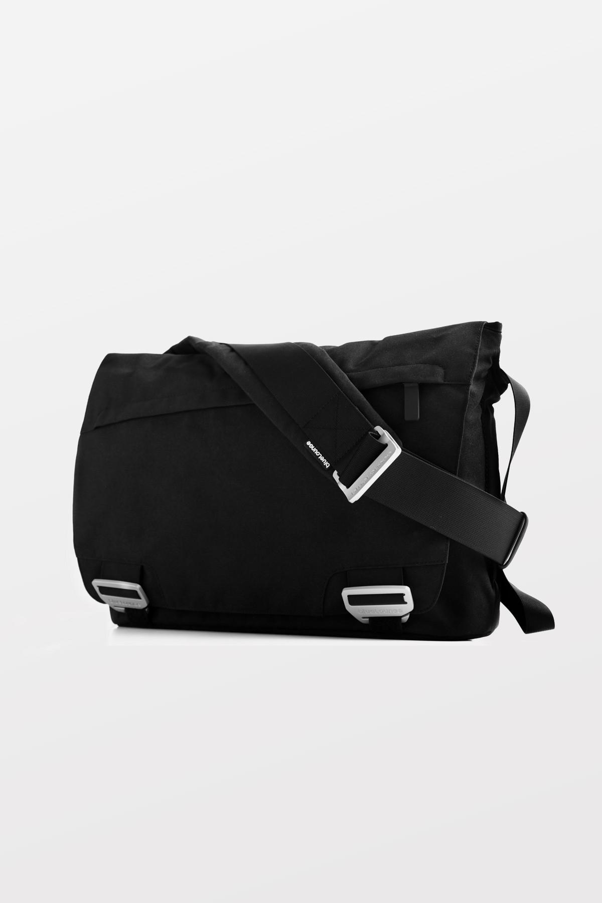 Bluelounge Messenger Bag Large - Black