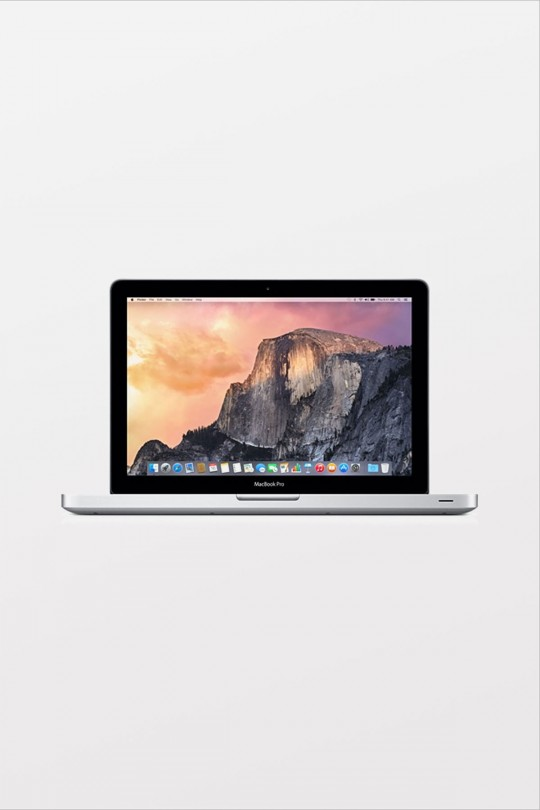 Apple MacBook Pro 13-inch (2.5GHz i5/4GB/500GB HDD/Intel HD Graphics 4000) - Apple Certified Refurbished