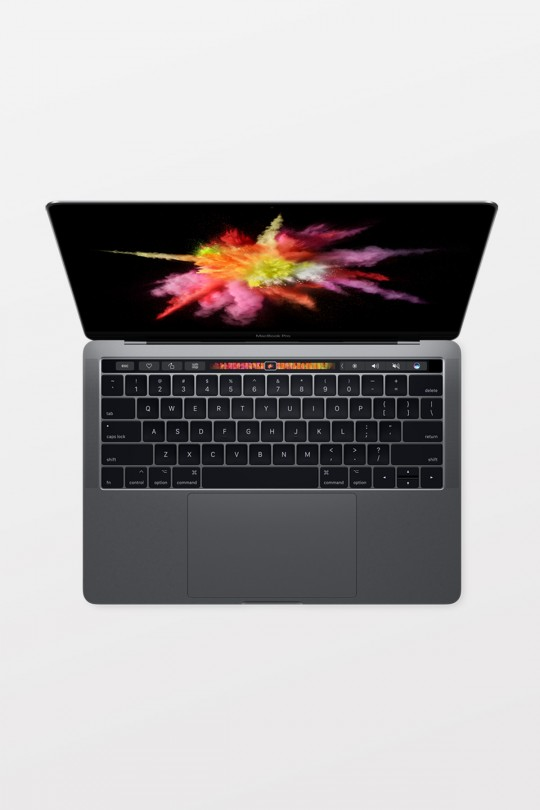 Apple MacBook Pro with Touch Bar 13-inch (2.9GHz i5/16GB/1TB Flash/Intel Iris Plus Graphics 550/4xTB 3 Ports) - Space Grey - Apple Certified Refurbished