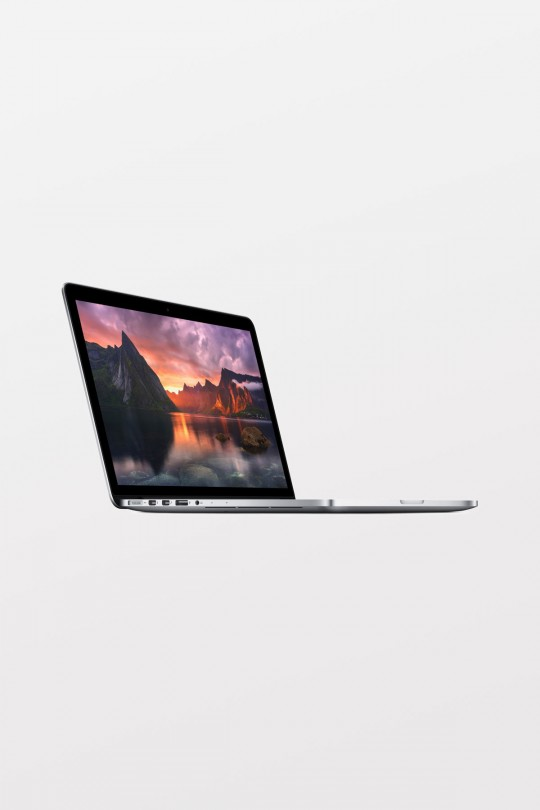 Apple MacBook Pro with Retina display 15-inch: 2.5GHz quad-core Intel Core i7 Turbo Boost up to 3.7GHz 16GB 1600MHz DDR3L SDRAM 512GB PCIe-based Flash Storage Intel Iris Pro Graphics + AMD Radeon R9 M370X with 2GB GDDR5 memory, Force Touch trackpad - Refu