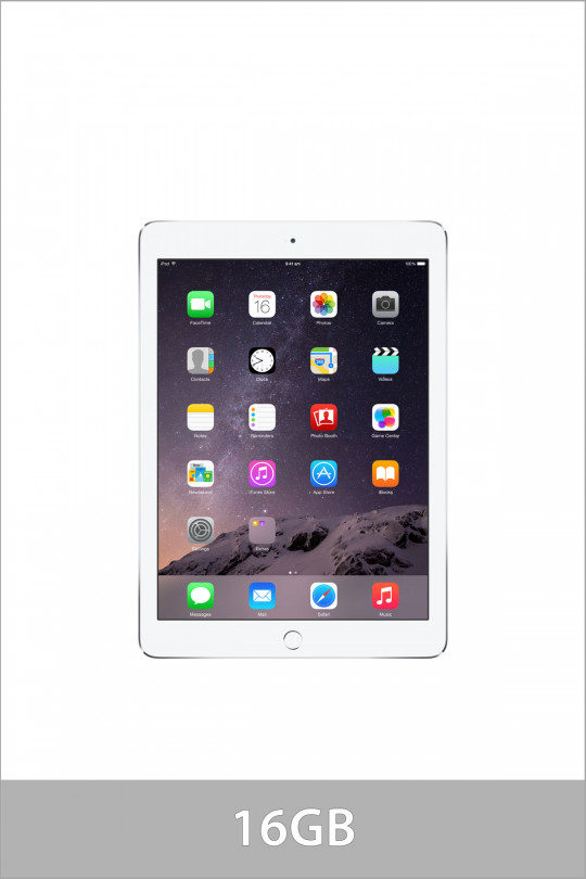 EOL Apple iPad Air 2 16GB Wi-Fi - Silver