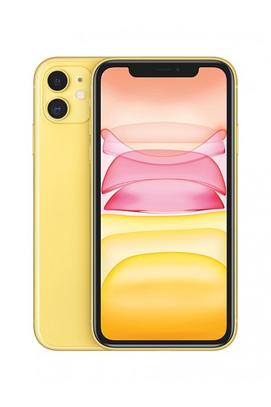 iPhone 11 64GB - Yellow - Refurbished