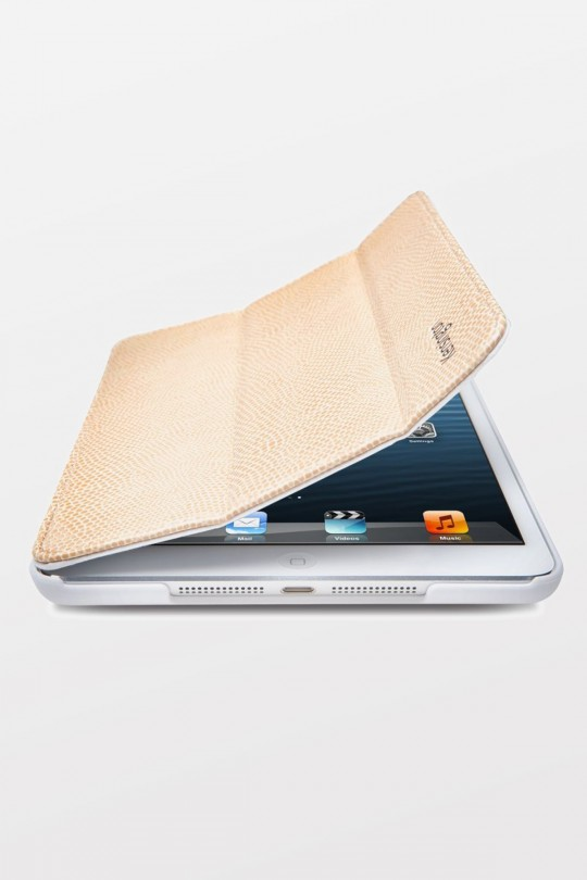 Kensington Cover for iPad Mini - Coffee Snake