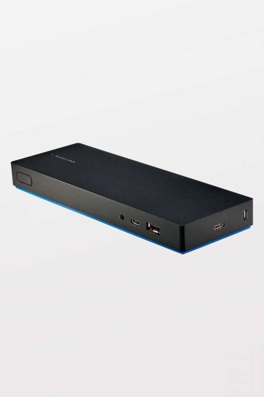HP - USB-C Dock G4 - USB-C/USB3/USB2/HDMI/DP/RJ45/Audio