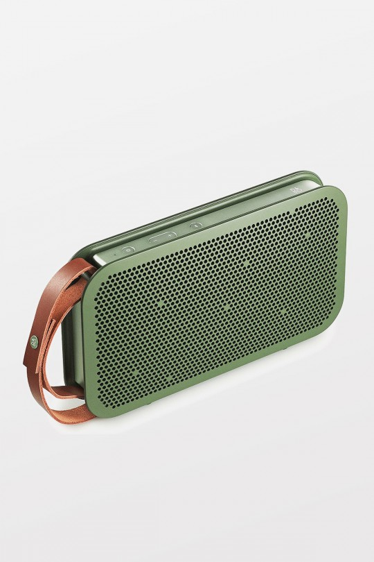 B&O BeoPlay A2 Bluetooth Speaker - Green
