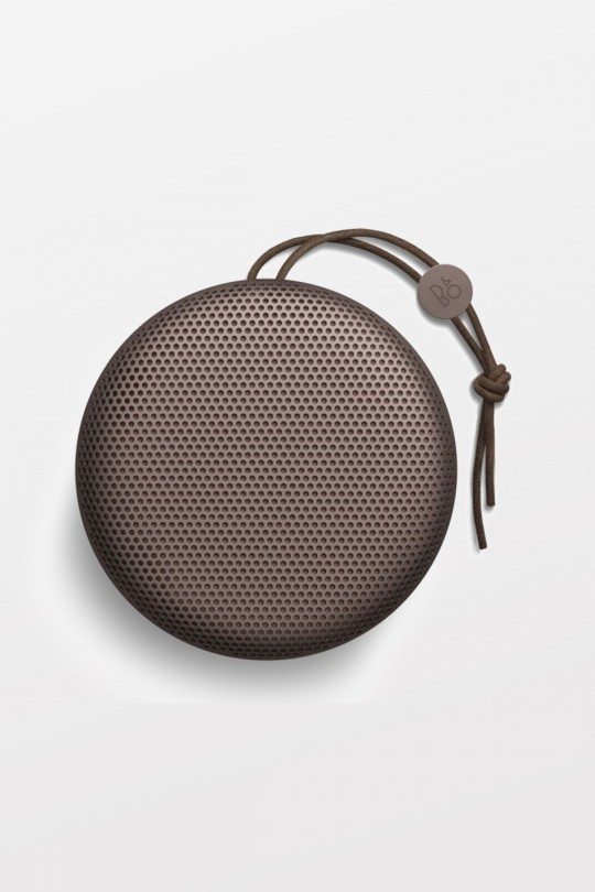 B&O Beoplay A1 Portable Bluetooth Speaker - Deep Red
