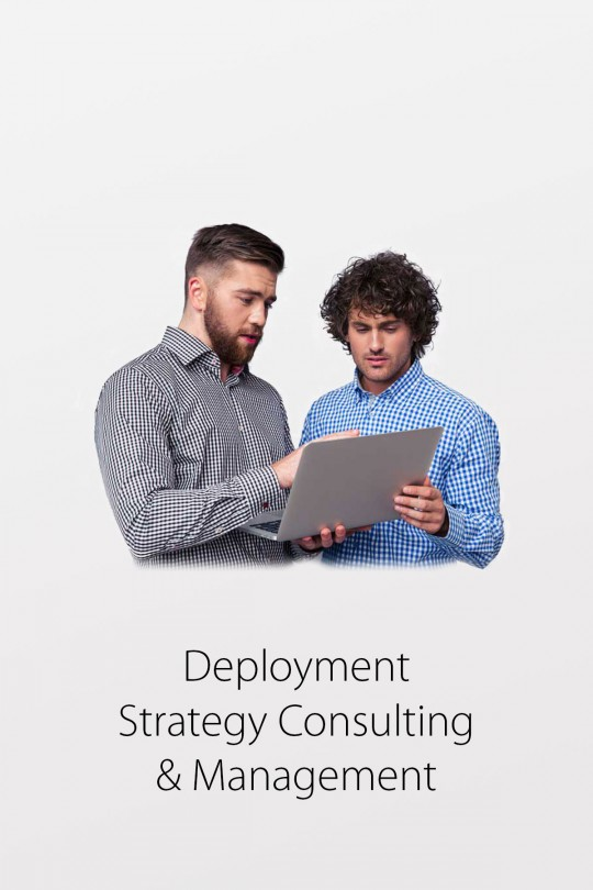 Deployment Strategy Consulting & Management