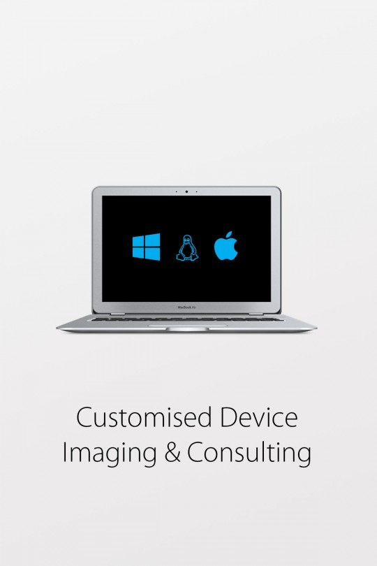 Customised Device Imaging & Image Development