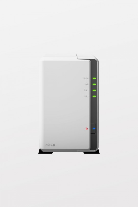 Synology DiskStation DS218J 2-Bay NAS