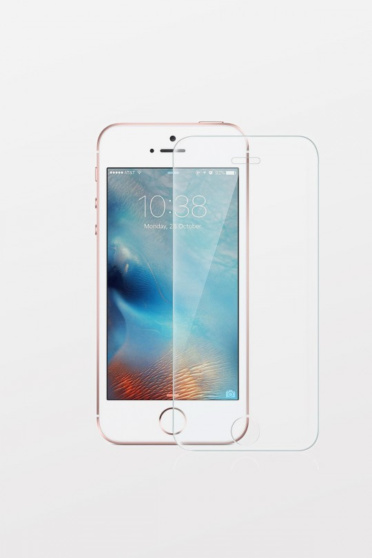 Max Premium Tempered Glass Screen Protector for iPhone 5/5S/5C