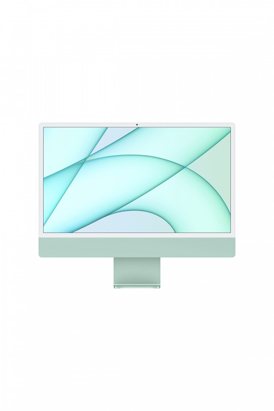 "Apple iMac 24"" - 4.5K M1/8C CPU/7C GPU/8GB/256GB - Green"