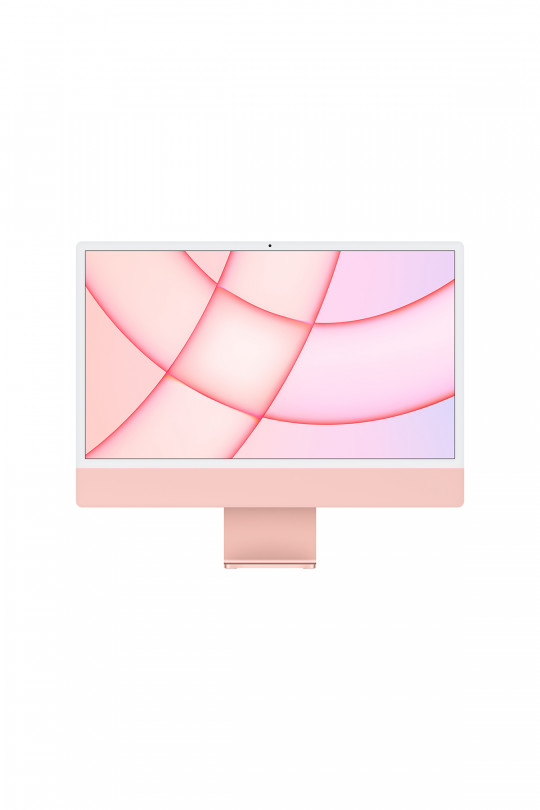 "Apple iMac 24"" - 4.5K M1/8C CPU/7C GPU/8GB/256GB - Pink"