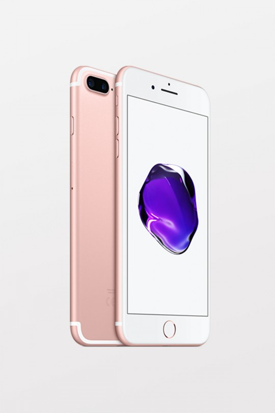 Apple iPhone 7 Plus 256GB - Rose Gold - Refurbished