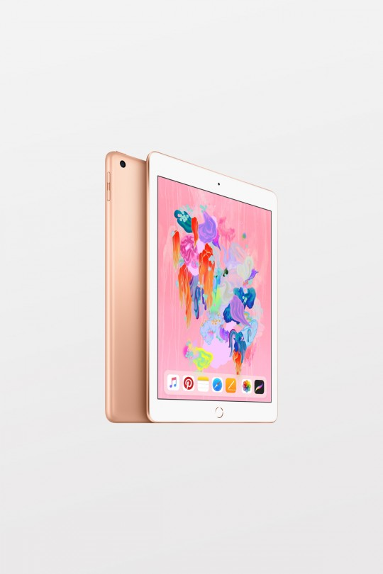 Apple iPad Wi-Fi 32GB (6th-gen) - Gold - Supports Apple Pencil