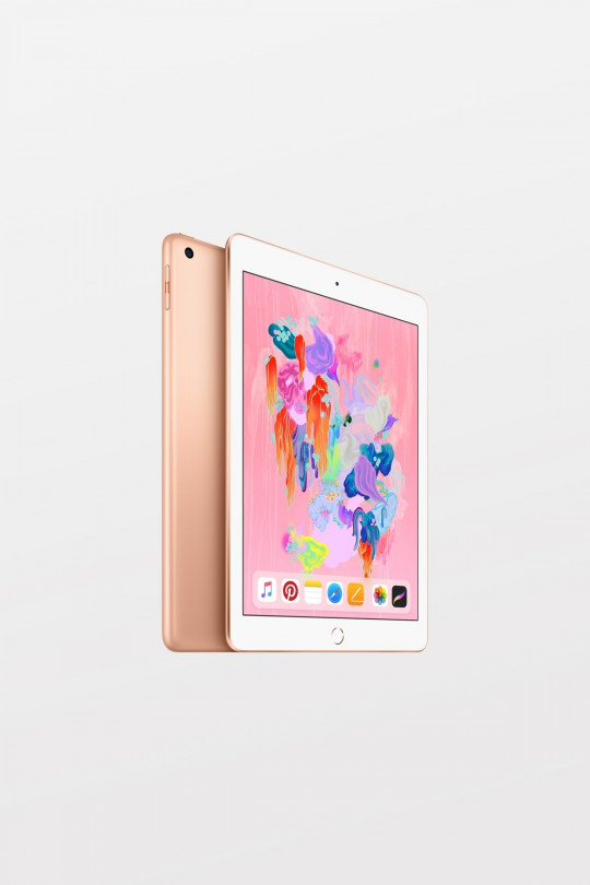 Apple iPad Wi-Fi 128GB (6th-gen) - Gold