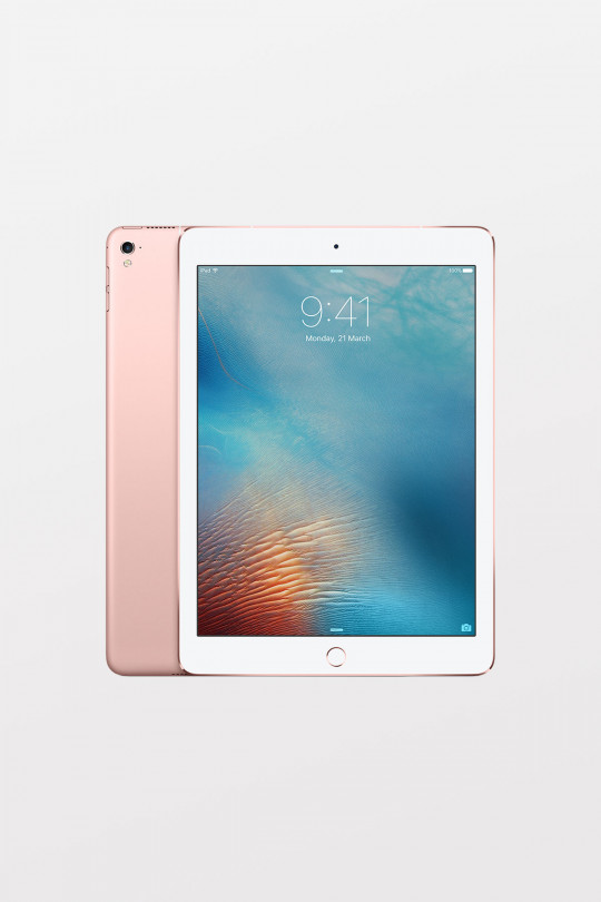Apple iPad Pro 9.7-inch Wi-Fi Cellular 32GB - Rose Gold