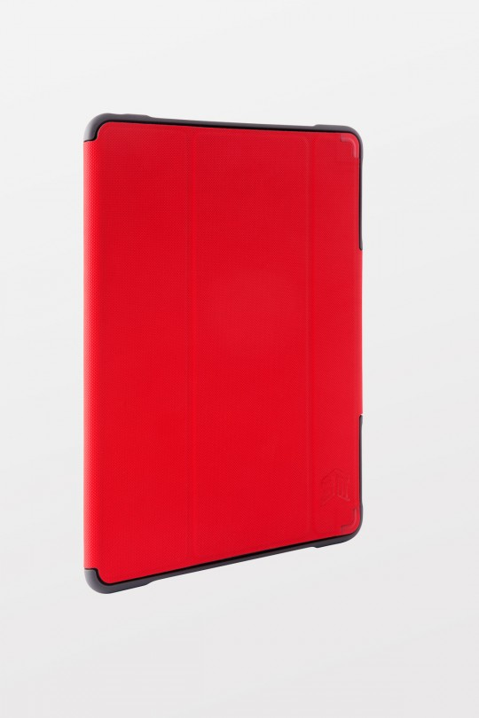 STM Dux Case for iPad (5th-gen 2017) - Red