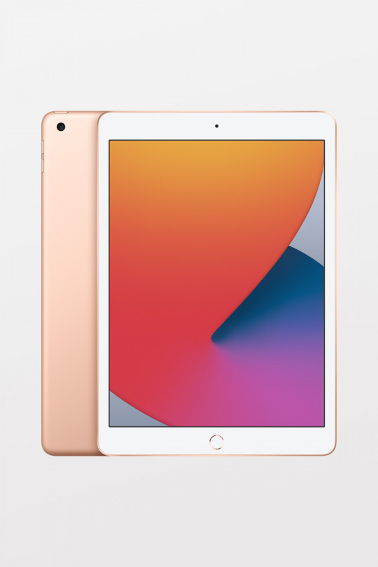 iPad (8th Gen) 10.2-inch Wi-Fi 128GB — Gold